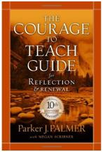 capa do livro The Courage to Teach